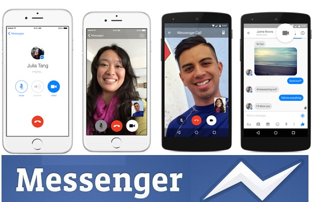 Facebook Messenger adds free video web calls over 3G and Wi