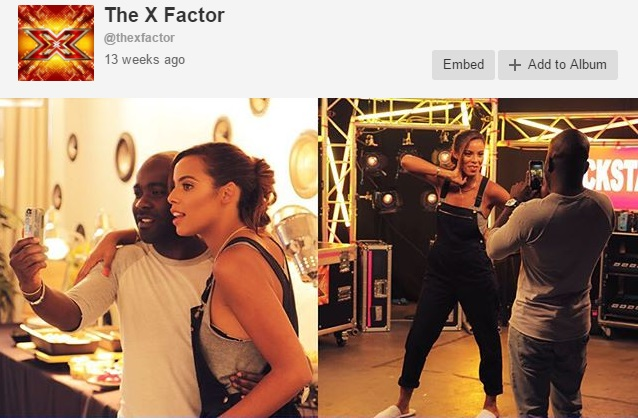 The X Factor adopts Periscope in new social media drive
