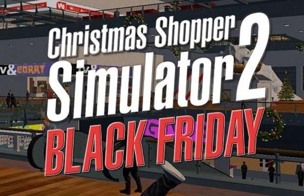 Game 'Christmas Shopping Simulator' returns for Black Friday
