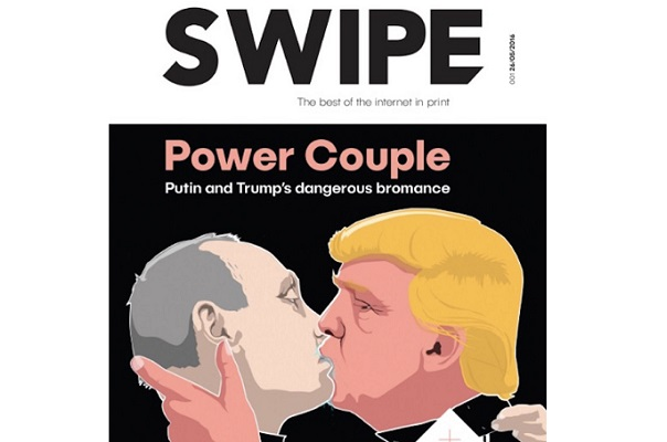 "The internet in print: Free London mag Swipe curates ""best of the web"""