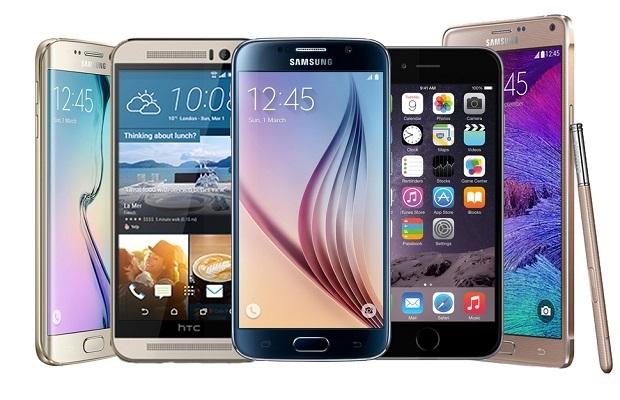Emerging markets power smartphone sales