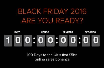 Black Friday 2016: Five tips for ecommerce success