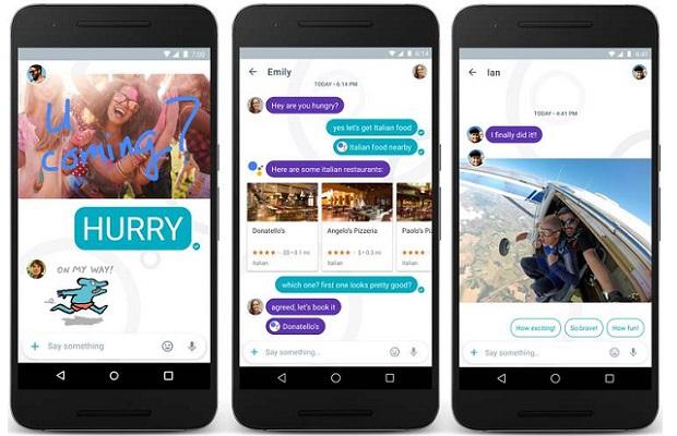 Google debuts AI-powered chat app