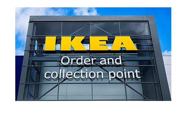 ikea downsizes with high street store and 24 hour deliveries netimperative latest digital. Black Bedroom Furniture Sets. Home Design Ideas