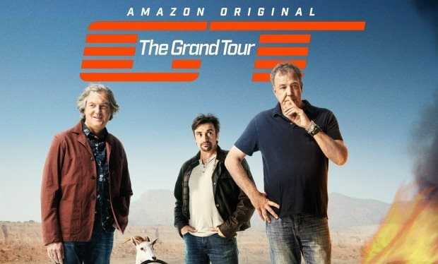 The Grand Tour: Clarkson, May and Hammond lend voices to