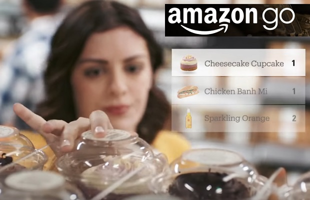 Amazon to sell cashier-less tech to rivals