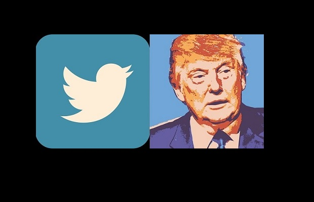 Facebook and Twitter clamp down on 'potentially harmful' Trump posts