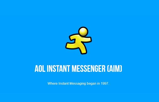 End of an era: AOL shuts down Instant Messenger AIM after 20