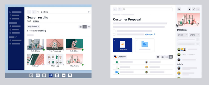 Dropbox revamp: 'Spaces' desktop app boosts team collaboration