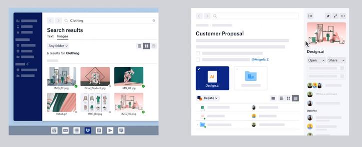 Dropbox revamp: 'Spaces' desktop app boosts team collaboration