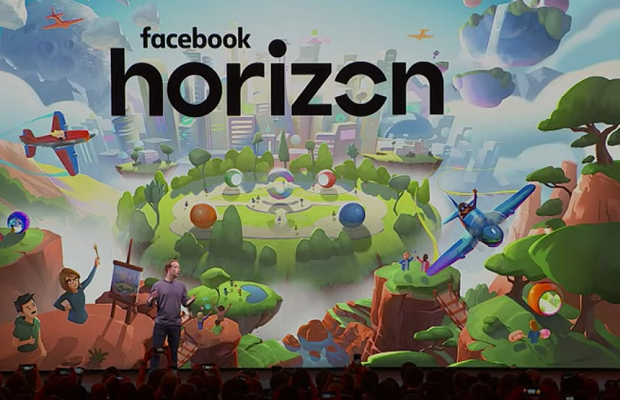 Ready Player One? Facebook outlines social VR future with 'Horizon'