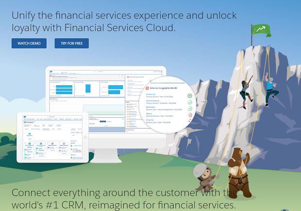 Salesforce expands with insurance CRM platform