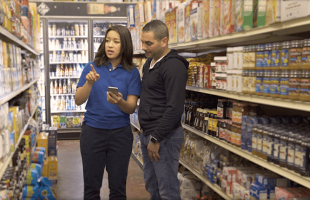 Salesforce links field reps with stores with new CRM tool
