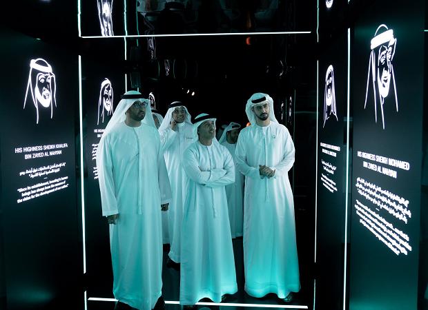 Abu Dhabi opens world's first graduate level AI university