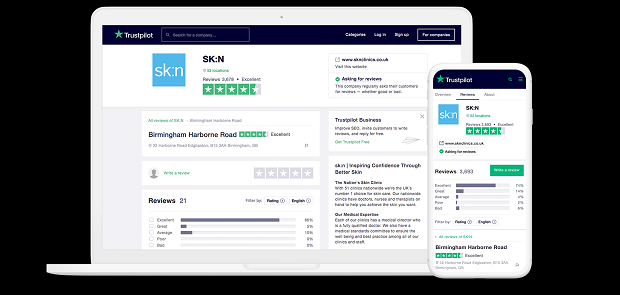 Trustpilot teams with Yext to boost customer review management