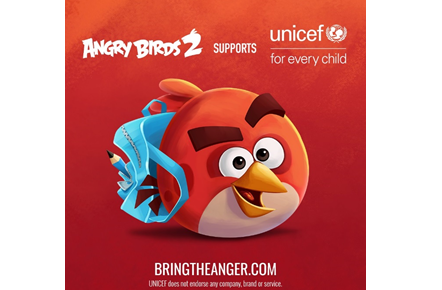 Angry Birds turns 10: social campaign to turn anger into good causes