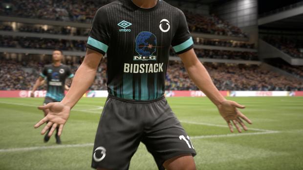 Bidstack sponsors Christian Fuchs' esports FIFA team NFG