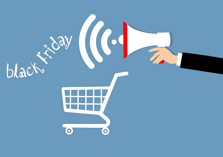 Basket abandonment email reminders: Conversion rate '4 times higher on Black Friday'