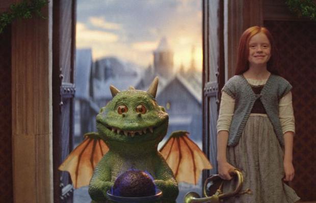 Christmas ad season: John Lewis teams with Waitrose for first time with 'Excitable Edgar' dragon