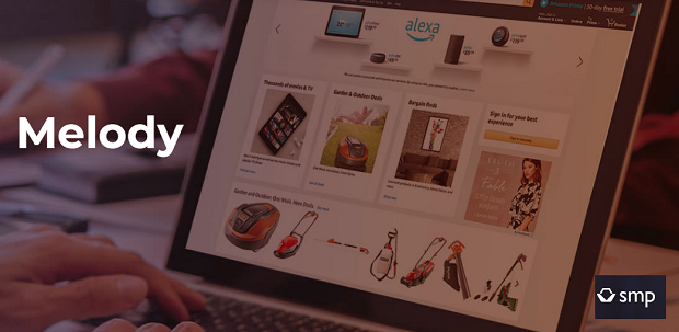 SMP launches Amazon e-commerce agency Melody