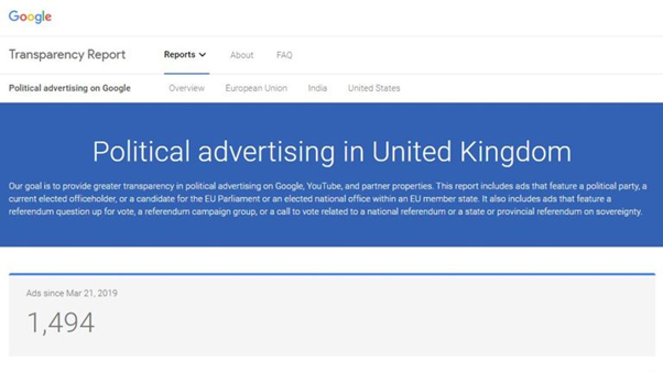 Google blocks 'political affiliation' ad targeting (but political ads still allowed)