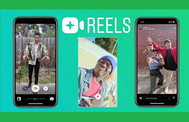 Instagram takes on TikTok with Reels