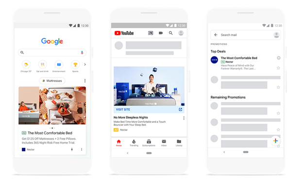 YouTube shopping ads expand to mobile app