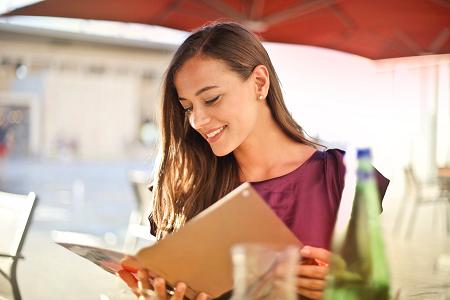 Half of Brits 'willing to exchange data in return for personalised menu'
