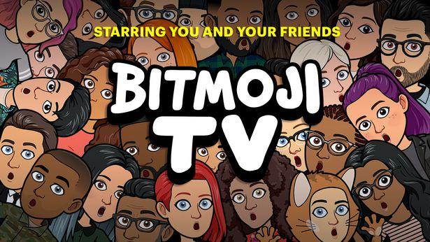 Snapchat debuts Bitmoji TV- a personalised cartoon TV series (starring you)