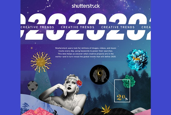 Top creative trends for 2020: Gold, floral and 'occulture'