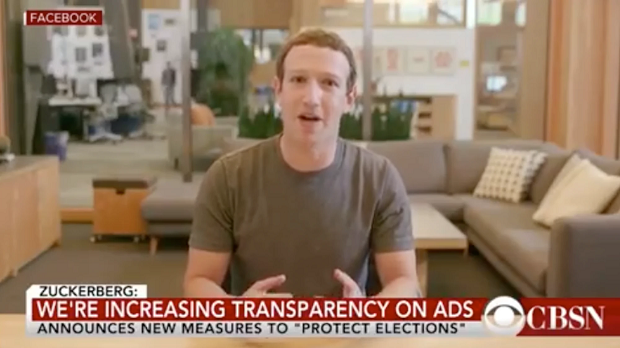 Facebook bans some 'misleading' deepfake videos