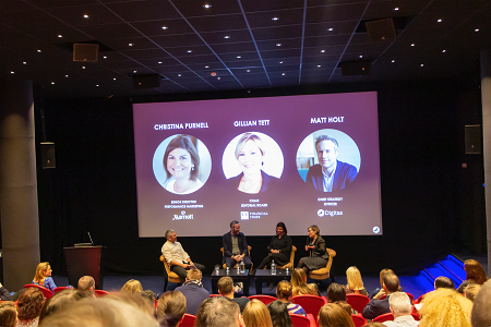 Event report: Connecting the organisation to deliver connected experiences
