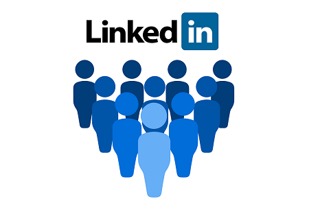 LinkedIn is seen as a marketing and sales tool, not networking