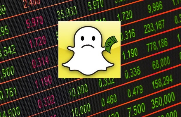 Snapchat fails to meet expectations despite user growth