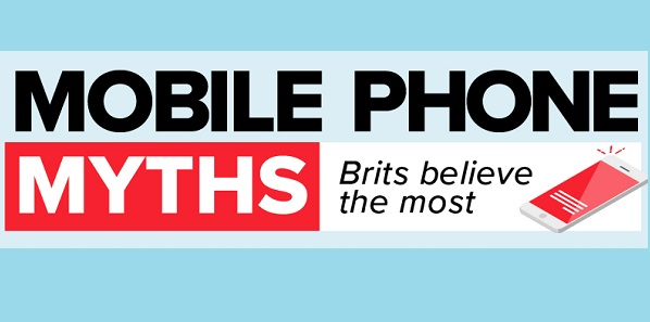 Revealed: Mobile phone myths Brits believe the most