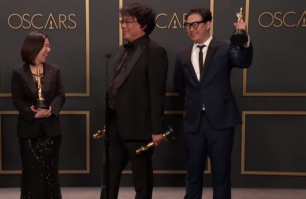 Oscars 2020: Who got the most social media buzz in the UK?