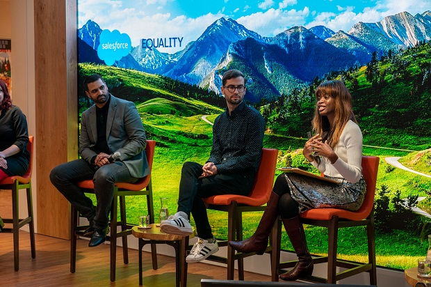 Event report: Salesforce brings LGBTQ+ representation in the media industry to the fore with Stonewall fundraising event