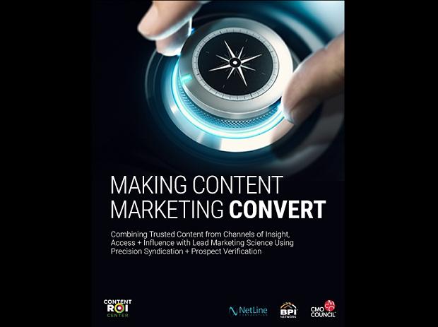 Virus shutdown 'makes content marketing more important than ever'