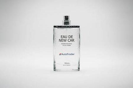 Auto Trader launches 'Eau De Car' campaign