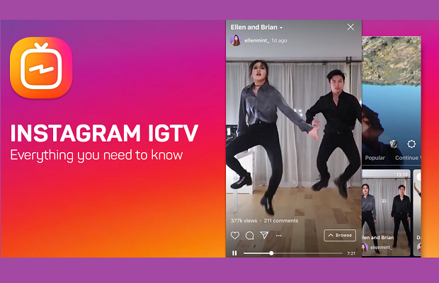 Instagram takes on YouTube with IGTV ads