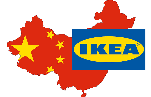 Ikea sells on Alibaba for first time