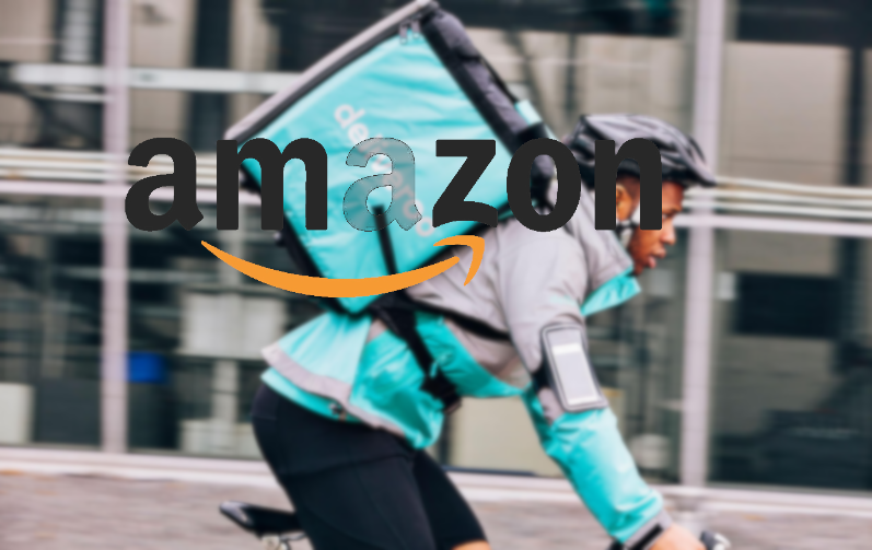 Amazon to rescue Deliveroo? Food delivery firm risks collapse without investment
