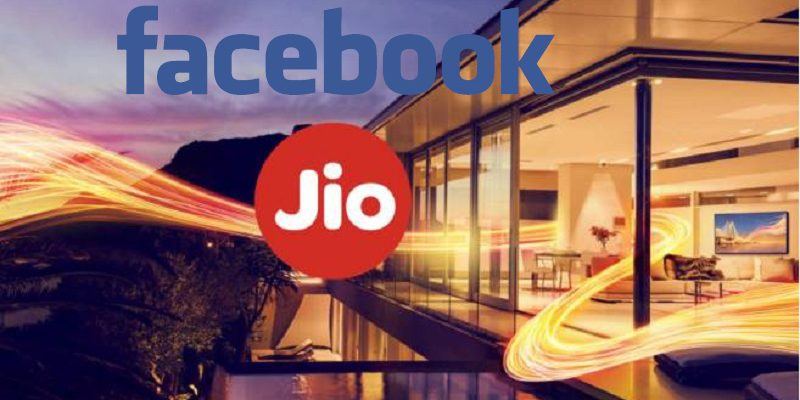 Facebook takes 10% stake in India's biggest mobile network Jio