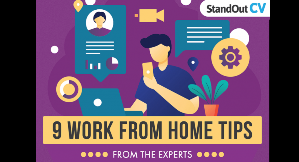Working from home: 20 tips from BBC dragons and UK brands