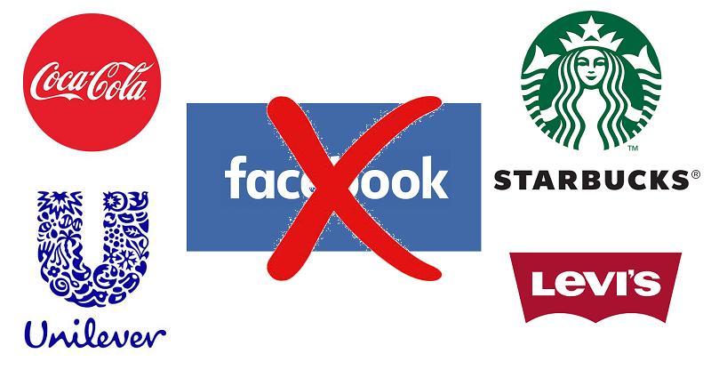 Zuckerberg loses $7.2bn as Coca Cola and Starbucks join ad boycott