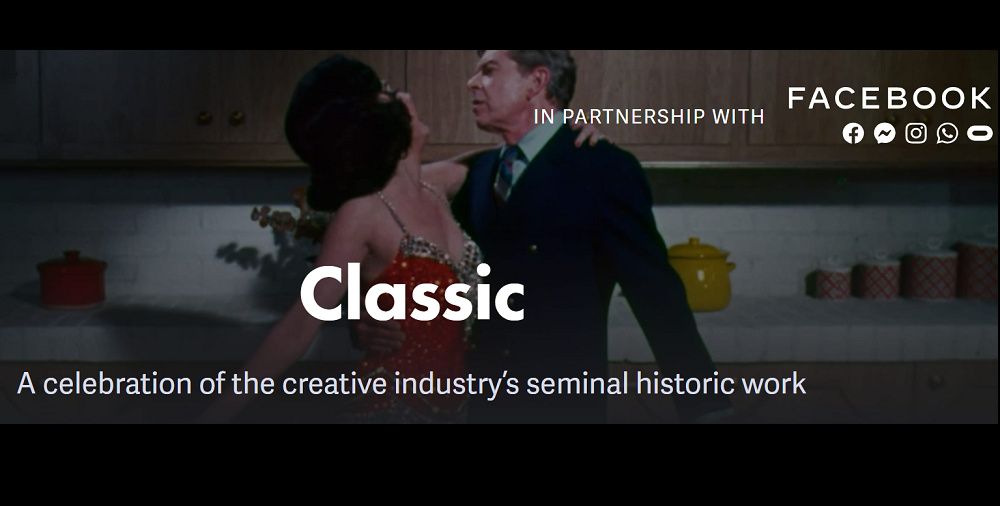 Cannes Lions launches 'classic' ad collection after awards postponed