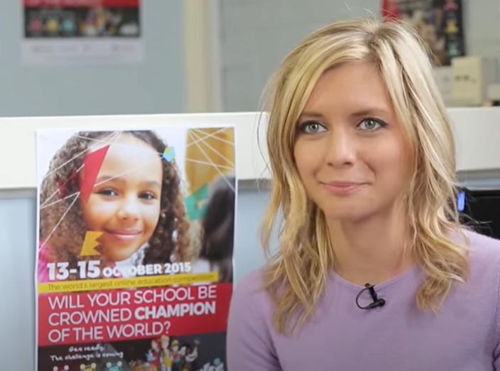 TikTok works with Rachel Riley in education push