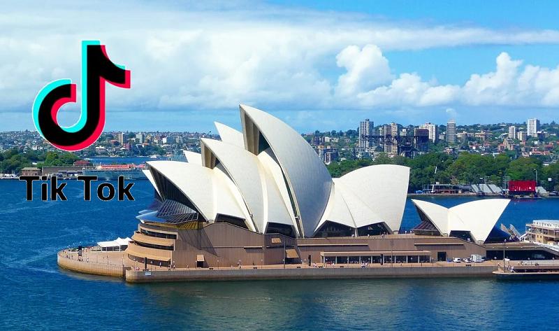 TikTok expands to Australia with Sydney office