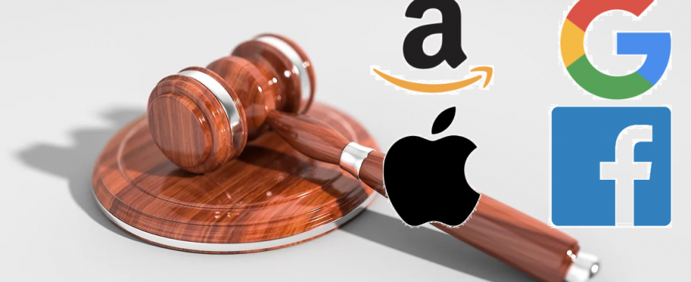 Digital monopoly? Google, Facebook, Amazon and Apple hearing delayed