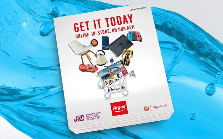 Argos to stop printing catalogue after 47 years